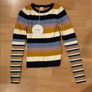 Princess polly striped sweater